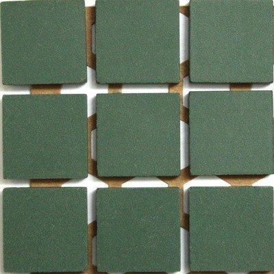 20mm-non-patinato-porcellana-tessere-di-mosaico-verde-scuro