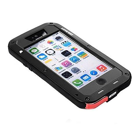 iPhone 5C Case - LOVE MEI Etui Coque de Protection
