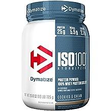 Dymatize ISO-100 Galletas & Crema 0.7kg Aislante De La Proteína