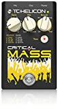 TC Helicon Masse Critique vocal Stomp Box pour grands effets Group-sound