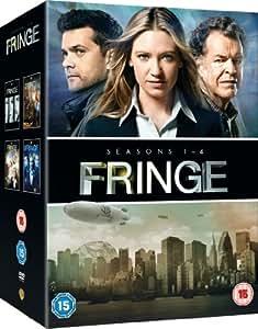 Fringe: Season 1-4 [DVD] [2012]