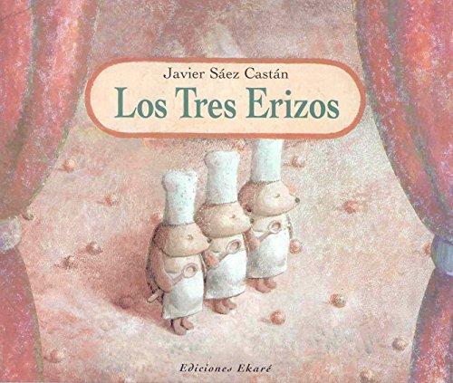 Los tres erizos (Ponte poronte) por Javier Sáez Castán
