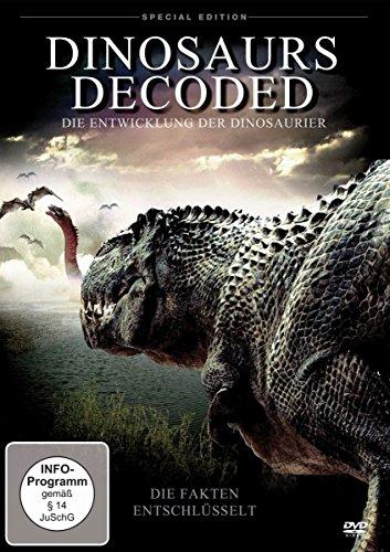 Dinosaurs Decoded - Die Entwicklung der Dinosaurier [Special Edition] Preisvergleich