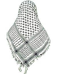 Authentic - New Arab - Yasser Arafat Palestinian - Shemagh - Keffiyeh Scarf by VAIFLEX