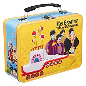 The Beatles Yellow Submarine Large Tin Tote