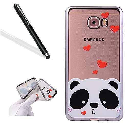 galaxy-a3-2017-case-cover-with-free-black-stylus-penleeook-luxury-elegant-beautiful-cool-cute-panda-