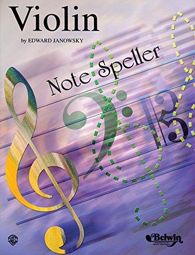 String Note Speller: Violin