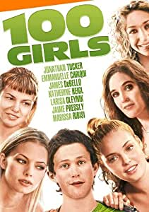 100 Girls Affiche du film Poster Movie 100 filles (27 x 40 In - 69cm x 102cm) Style B
