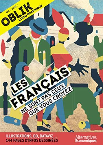 Oblik - numéro 2 Les Français ne sont pas ceux que vous croyez par Collectif
