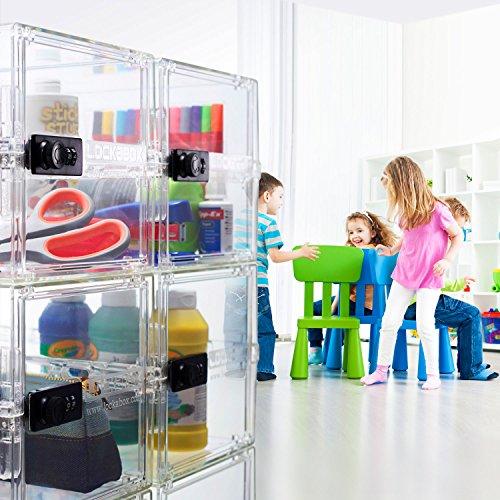 51CmXpu2AhL - Lockabox One | Caja de seguridad compacta e higiénica para alimentos, medicinas y seguridad en el hogar