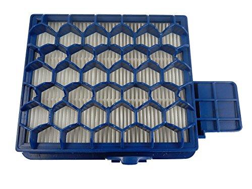 vhbw Hepa Filter für Staubsauger Hoover TFB2112, TFB2223, TFB2242, TFB2283, TGP1410, TSE0095, TSE0100, TSE0105, TSE0135 wie 35600520.