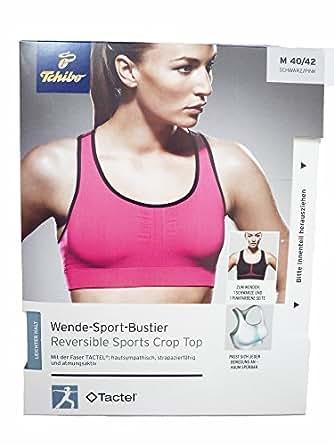 tcm tchibo tcm tchibo wende sport fitness bh bustier. Black Bedroom Furniture Sets. Home Design Ideas