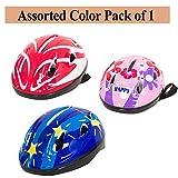 Baybee Kids Cycle Helmet Baby Safety Helmet with Corner Guard & Proper Ventilation