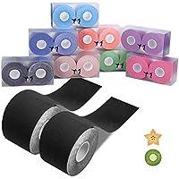 Kinesiologie Tape Sport Body Physio Tapeverband 5m x 5cm,8 Farben auswählbar Goalwoo Tape für Nacken Schulter... preisvergleich bei billige-tabletten.eu
