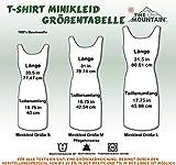 The Mountain Damen Erwachsen Gr. S Einhor Sterne Minikleid -