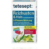 TETESEPT Reizhusten & Hals Lutschtabletten 20 St Lutschtabletten preisvergleich bei billige-tabletten.eu