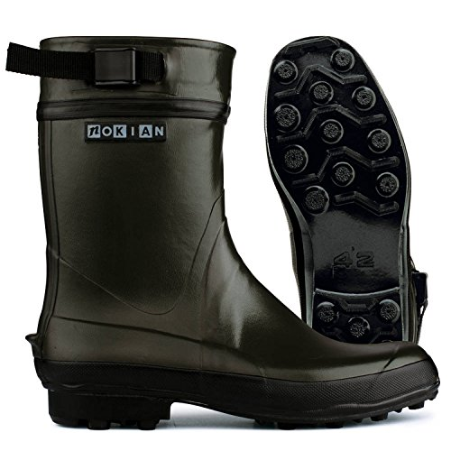Nokian Footwear - Bottes en caoutchouc -Finntrim- (Outdoor) [408] Olivo Nuovo