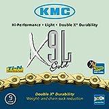 KMC X9L 9-Fach Kette // 116 Glieder