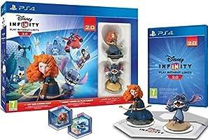 PS4 DISNEY INFINITY 2.0 ORIGINALS STARTER PACK