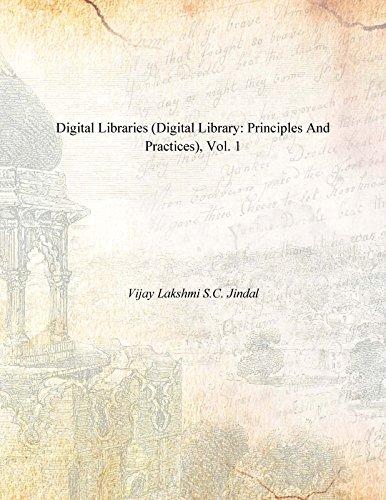 Digital Libraries por S.C. Jindal