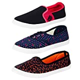 #8: Super Women Combo of 3 Loafers & Moccasins & belly