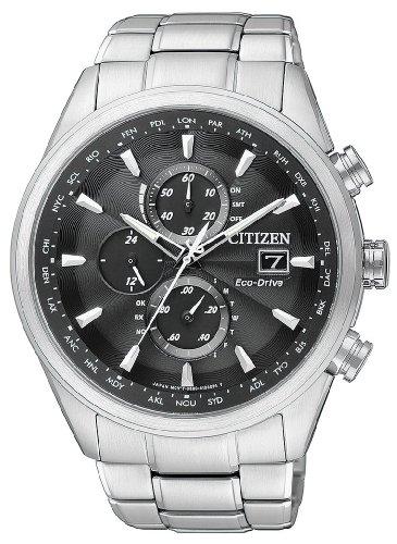Citizen h800 crono radiocotrollato at8011-55e - orologio da polso uomo