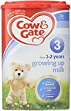 Cow and Gate 1 to 2 Years Growing Up Milk Powder 900 g (Pack of 6)