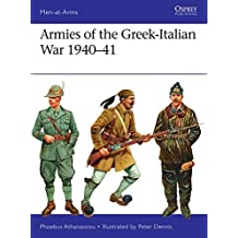 Armies of the Greek-Italian War 1940-41 (Men-at-Arms, Band 14)