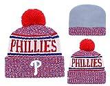 Ramon 2019 Collection Sideline Knit Hat Hut Philadelphia Phillies Beanie
