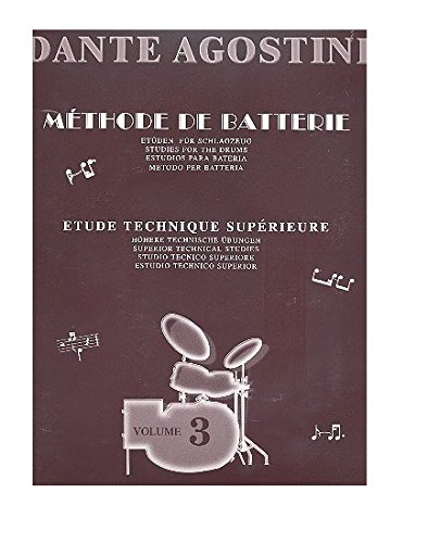 Methode de batterie - Volume 3