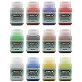 ZUNTO airbrush farben Haken Selbstklebend Bad und Küche Handtuchhalter Kleiderhaken Ohne Bohren 4 Stück