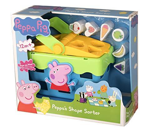 Peppa Pig 1684446.Inf Sorter Picnic Set