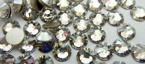 swarovski-crystal-clear-001-rhinestone-gems-small-pack-18mm-ss5-70-in-pack-by-swarovski-element
