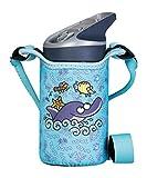 Laken Kukuxumusu Tritan Kids Straw Water Bottle, w/Cover - Best Reviews Guide