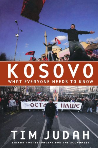 Kosovo: What Everyone Needs to Know® por Tim Judah
