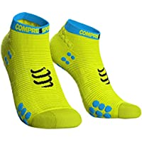 Compressport Low Men's Low Flou V3 Sock Running Socks