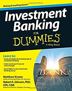 An undergrad and confused about investment banking as a career?
