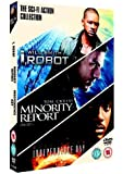 Independence Day/I, Robot/Minority Report [DVD]