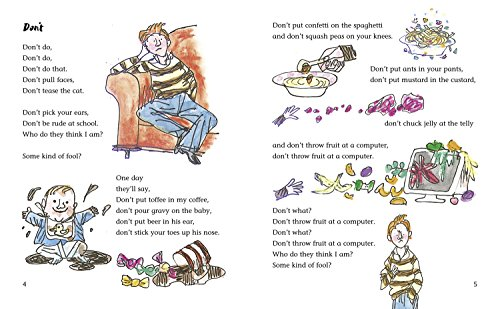 Something's Drastic: A range of Michael Rosen's poems, including classics such as 'Down behind the dustbin'. (Collins Big Cat): Band 12/Copper Phase 5, Bk. 3