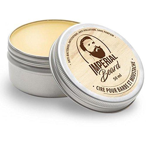 Wachs Feuchtigkeitscreme für Bart und Schnurrbärte Imperial Beard