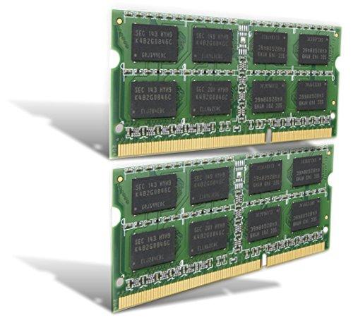 Samsung 8GB 2x 4Gb DDR3 1066 Mhz Lenovo Notebook ThinkPad W-Serie W701 -