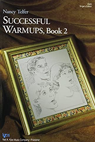 Successful Warm-Ups Book 2 Vocal Edition Chor