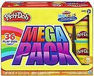 Play-Doh 36834F030 Leklera, Paket med 36