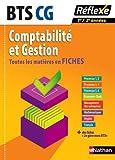 Toutes les matières en FICHES Comptabilité et gestion - BTS CG