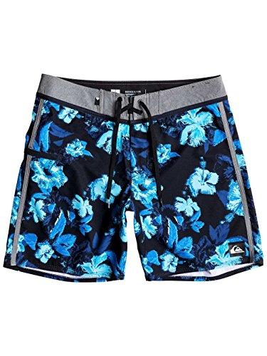 Quiksilver-Jungle-Fever-Vee-15-Board-Shorts-para-Hombre