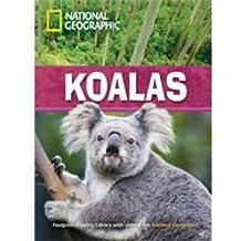 National Geographic Footprint Reading Library: Koalas. inkl. Multi-ROM