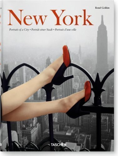 New York: Portrait Of A City by Golden, Reuel Mul Edition (9/30/2010)