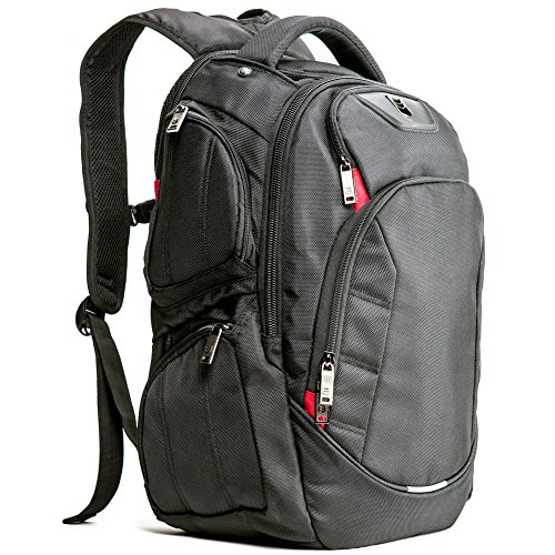 evecase-156-laptop-backpack-water-resistant-rugged-travel-bag-daypack-fits-up-to-156-inch-apple-acer