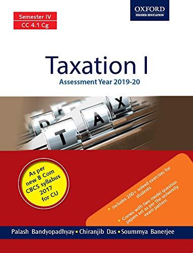 Taxation I