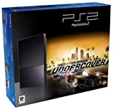 PS2 Konsole + Need for Speed Undercover